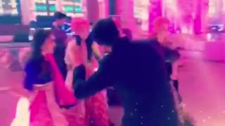 abhi and nikks ladki selfie queen song played friend wedding