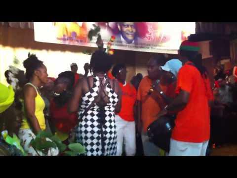 Guyanese Kwe Kwe in Brooklyn NY