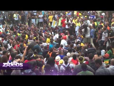 Hijack Interview: Sarah Langa Opens Up About #FeesMustFall
