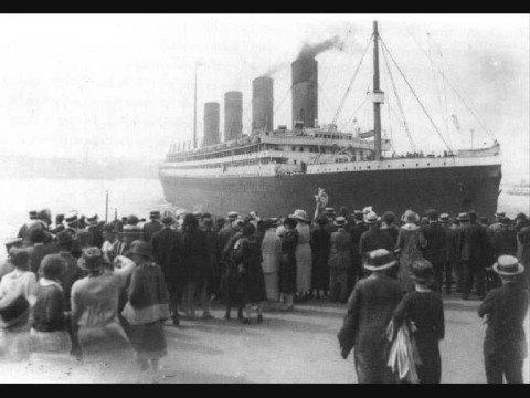 Titanic olympic britannic youtube for I salonisti titanic