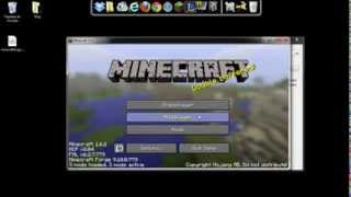 Como Instalar Minecraft Forge para Minecraft 1.6.2