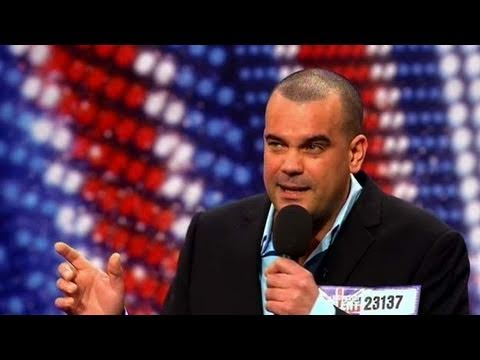 Les Gibson - Britain's Got Talent 2011 Audition - itv.com/talent