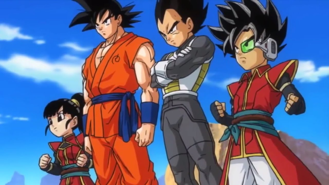 Dragon Ball Heroes Fukkatsu No F Super Saiyan 4 Movie Cutscenes Youtube