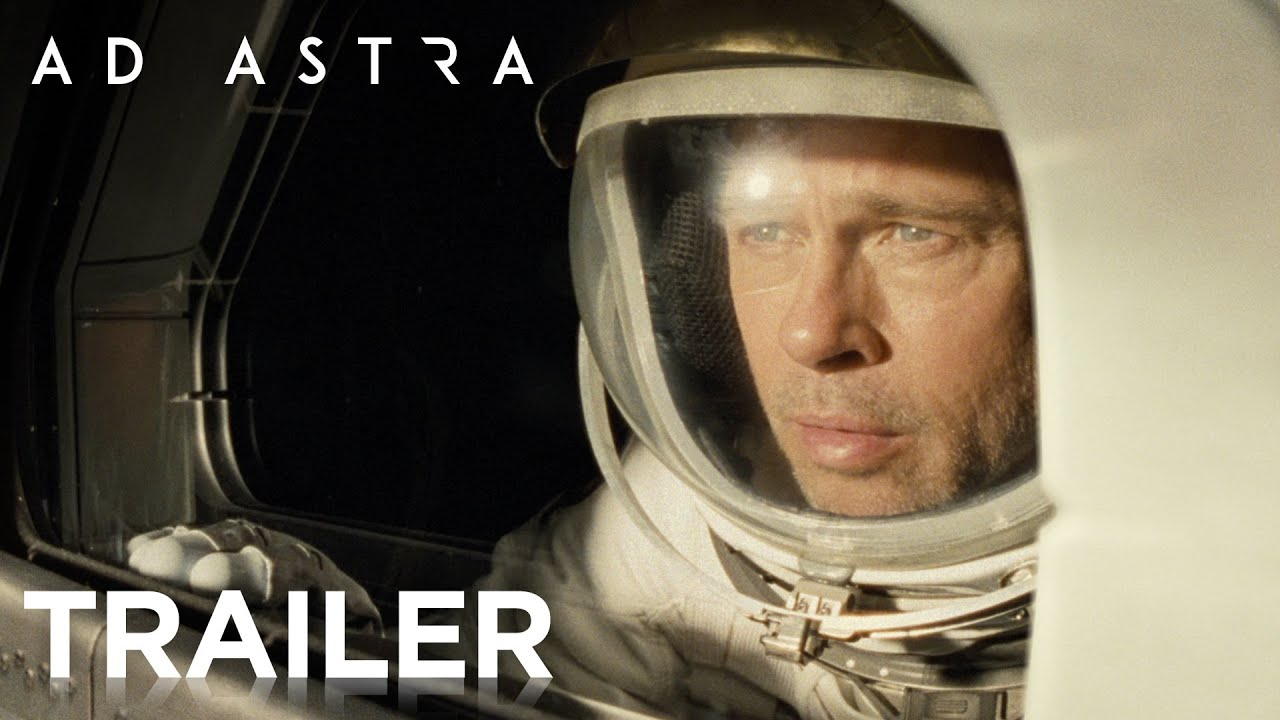 Download AD ASTRA   OFFICIAL TRAILER #2   2019