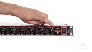 ULTRAGAIN DIGITAL ADA8200 ADAT Mic Preamp / Interface