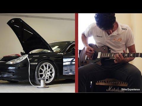 Perdere peso e guadagnare decibel con Hertz Audio - Davide Cironi Drive Experience (ENG.SUBS)