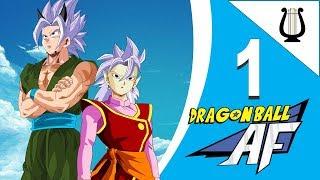 Dragon Ball AF el anime!!! Episodio 1: Zaiko, el tercer hijo de Goku