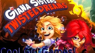 Cool Girl Games: Giana Sisters Twisted Dreams