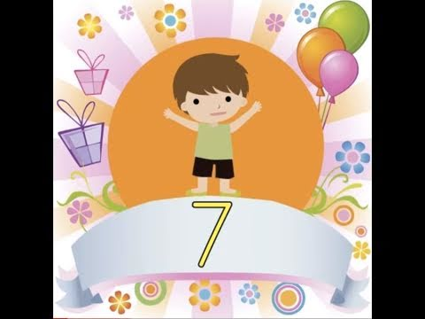 Counting By Sevens Song (Classic)