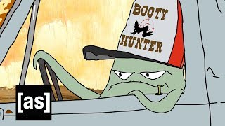 Steve Earle theme song cover | Squidbillies | Adult Swim