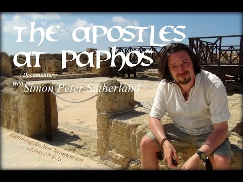 The Apostles at Paphos - Biblical Documentary - as seen on Revelation TV #Cyprus