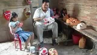Ventana a mi Comunidad / Nahuas de Gro, manos que pintan