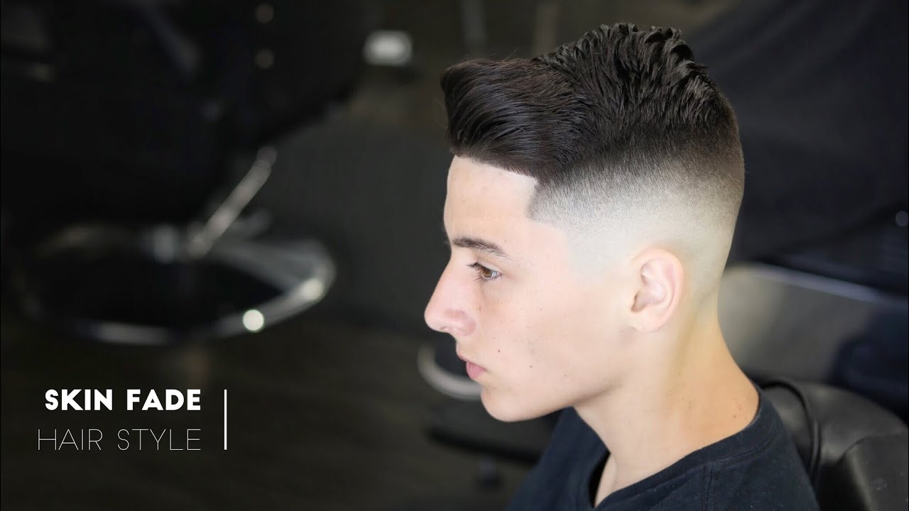 Bald Fade + Combover | New 2017 Step By Step Tutorial *Audio Problem ...