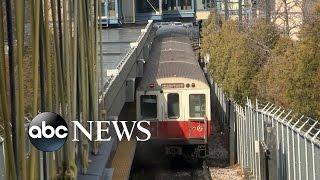 Runaway Train on Boston