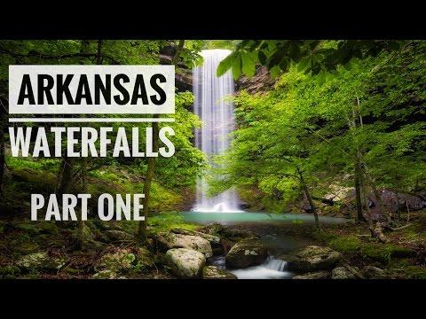 Arkansas Waterfalls - Part One