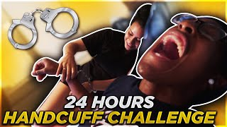 24HRS HANDCUFF CHALLENGE (Pregnant Edition)