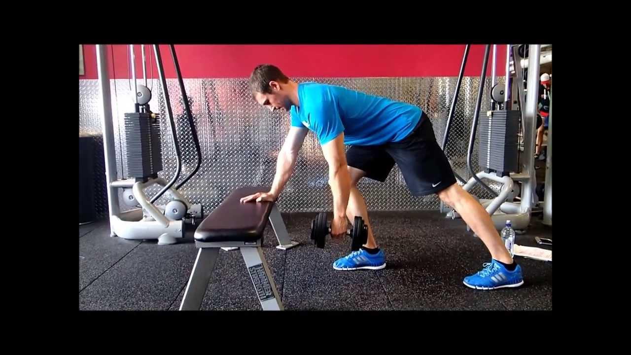 Horizontal Pulling Exercises - Michael Hermann Personal