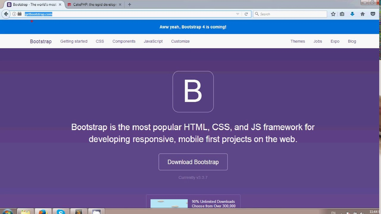 bootstrap tutorial for beginners pdf