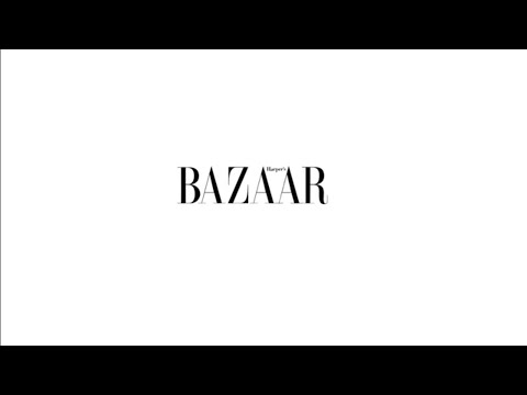 Вечеринка Harper's Bazaar Black & White Gala