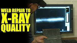 🔥 How to Make Weld Repairs that Pass X-Ray (with ESAB Rebel 235)
