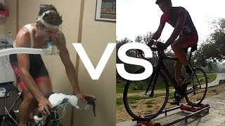 rollers vs trainer: pros & cons