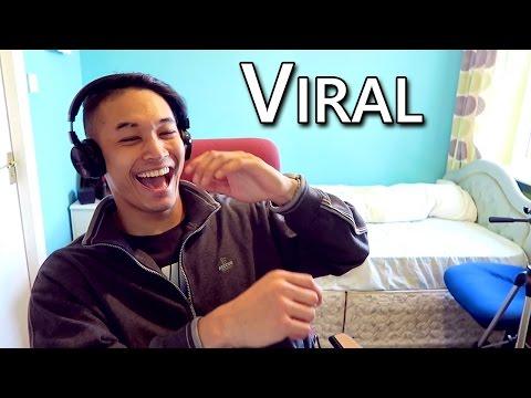 WATCHING FUNNY NEPALI VIRAL VIDEOS - James Shrestha