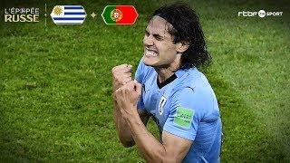 Uruguay   Portugal (2-1) Résumé du match