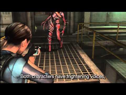 Resident Evil Revelations Developer Diary 3 - Shock & Panic