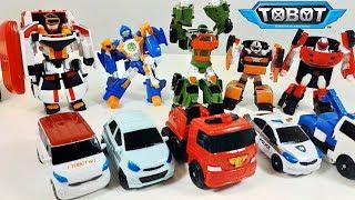 Новые #ТОБОТЫ: Тобот W, Тобот K, Тобот Z, Тобот V и Тобот X приключения - Игрушки трансформеры TOBOT