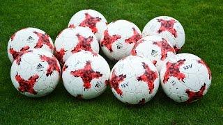 Все голы 17-го тура чемпионата Премьер-лиги КФС