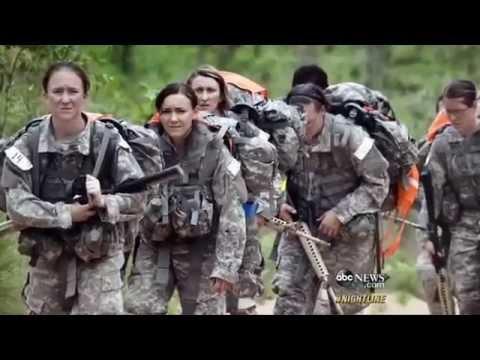 Female Soldiers in Afghanistan Warzones