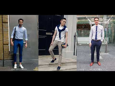 2021d03c2c Current Summer Business Casual Dress Code Men 2018 - YouTube