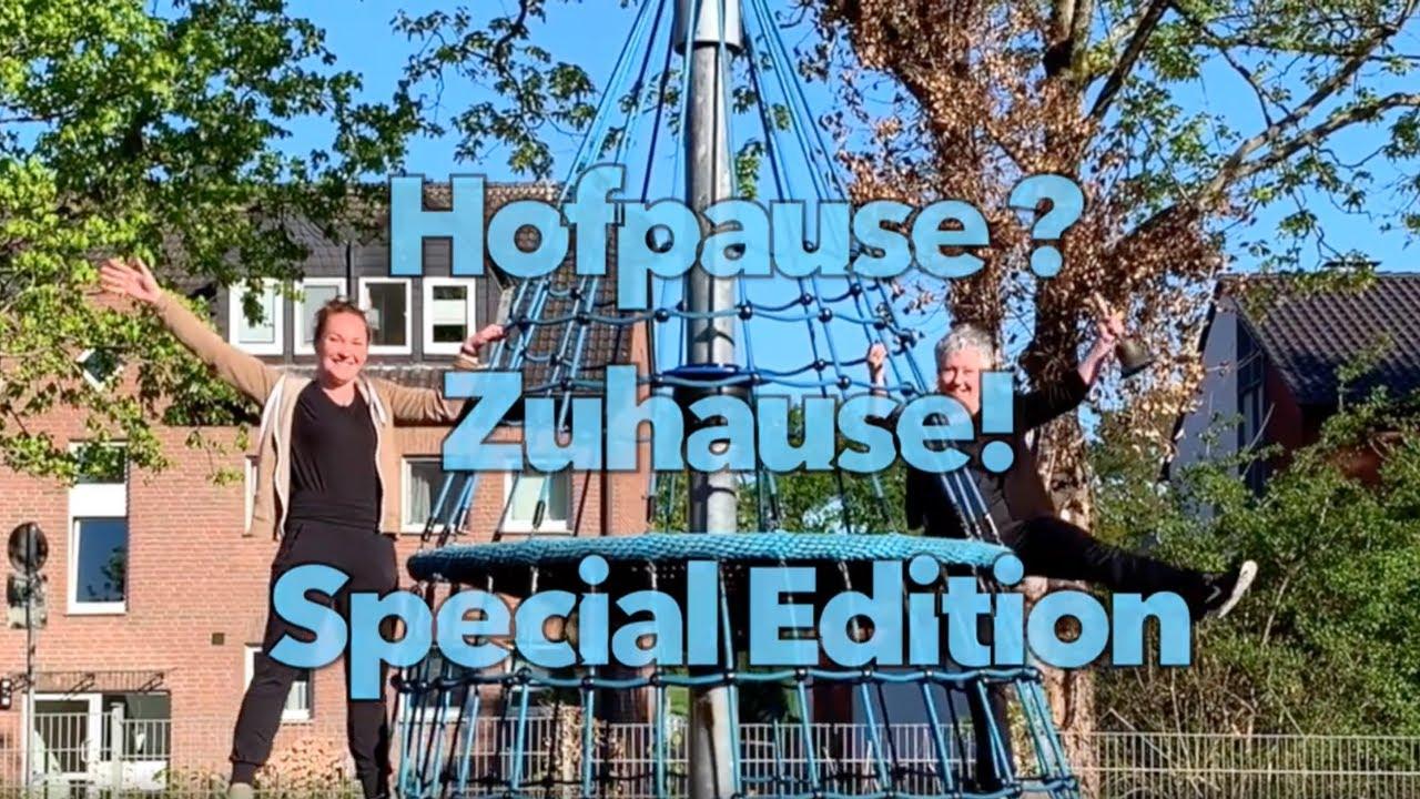 Hofpause Zuhause - Special Edition 4. Klasse