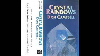 Don Campbell - Crystal Rainbows (Full Cassette)