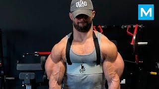 How to Build Biggest Arms - Julian Smith | Muscle Madness