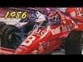 1986 CART R03 Indy 500