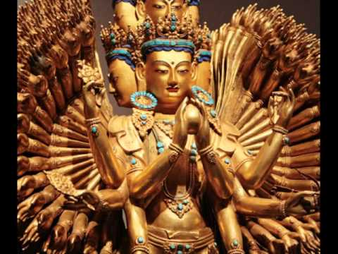 The Wish Fulfilling Avalokitesvara Mantra