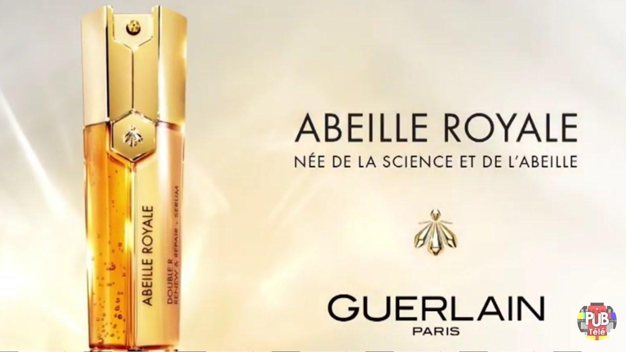 """Musique de la pub sérum Abeille Royale double R Guerlain Paris """"né de la science et de l'abeille""""  Septembre 2021"""