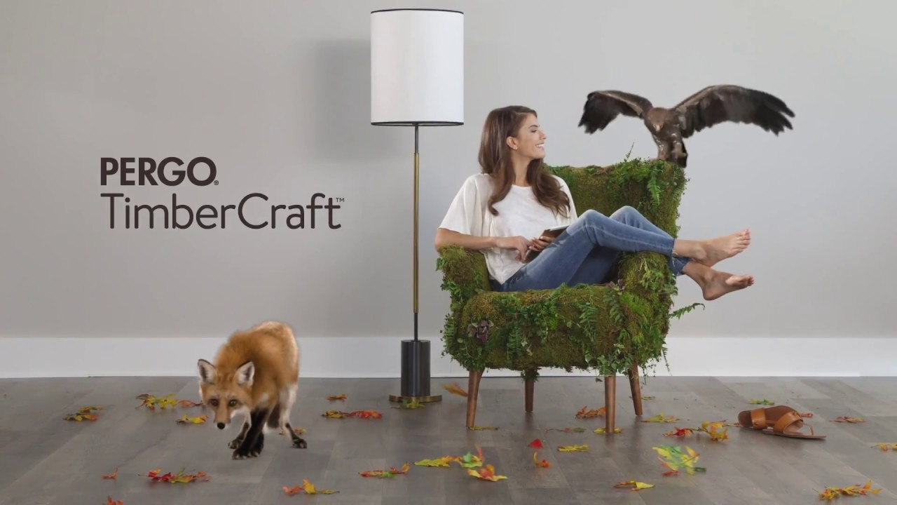 Pergo Timbercraft Reality Redefined