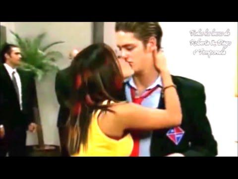 Todos Los Besos De Roberta & Diego  - 1° Temporada ¡POR BESARTE!
