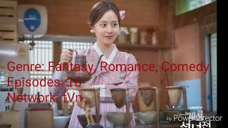 Popular Korean Drama October  November 2018 Part 1