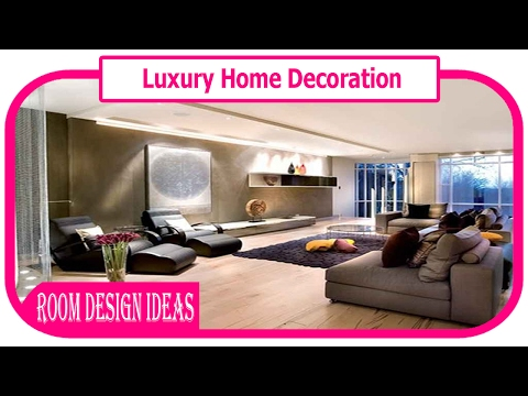 Luxury Home Decoration - Luxury Home Interior Design  Home Decor Ideas Living Room Ceiling Designs
