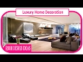 Luxury Home Decoration - Luxury Home Interior Design  Home Decor Ideas Living Room Ceiling Designs