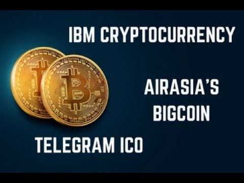 ibm cryptocurrency coin