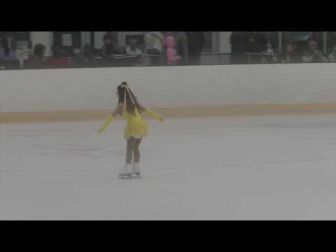Isabella Estevez  Compete USA Palm Beach Ice Works 2017