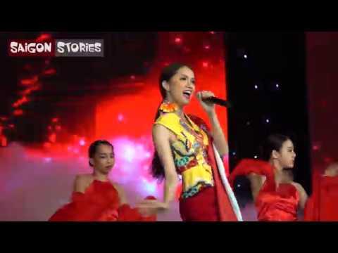Hương Giang hát múa ca khúc tự sáng tác