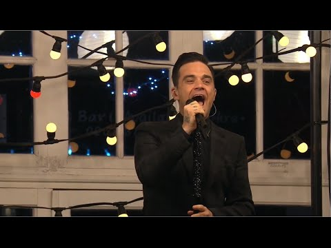 Robbie Williams - I Wish It Could Be Christmas Everyday