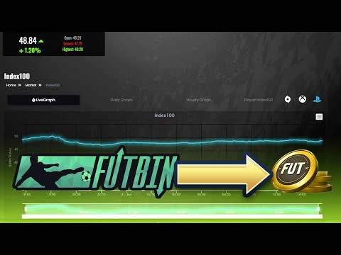 HOW I MADE OVER 10M COINS USING FUTBIN! FIFA 20 ULTIMATE TEAM
