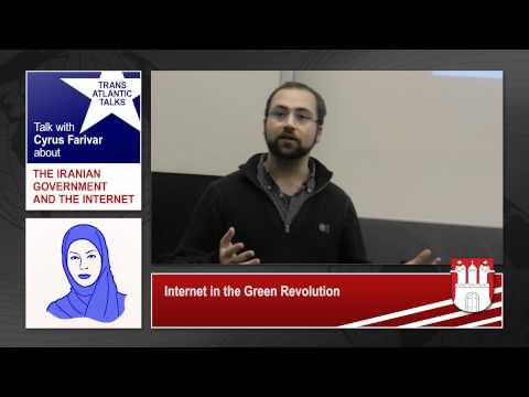 cfarivar: The Iranian government and the internet - Hamburg 8th Dec 2011 - Part 1