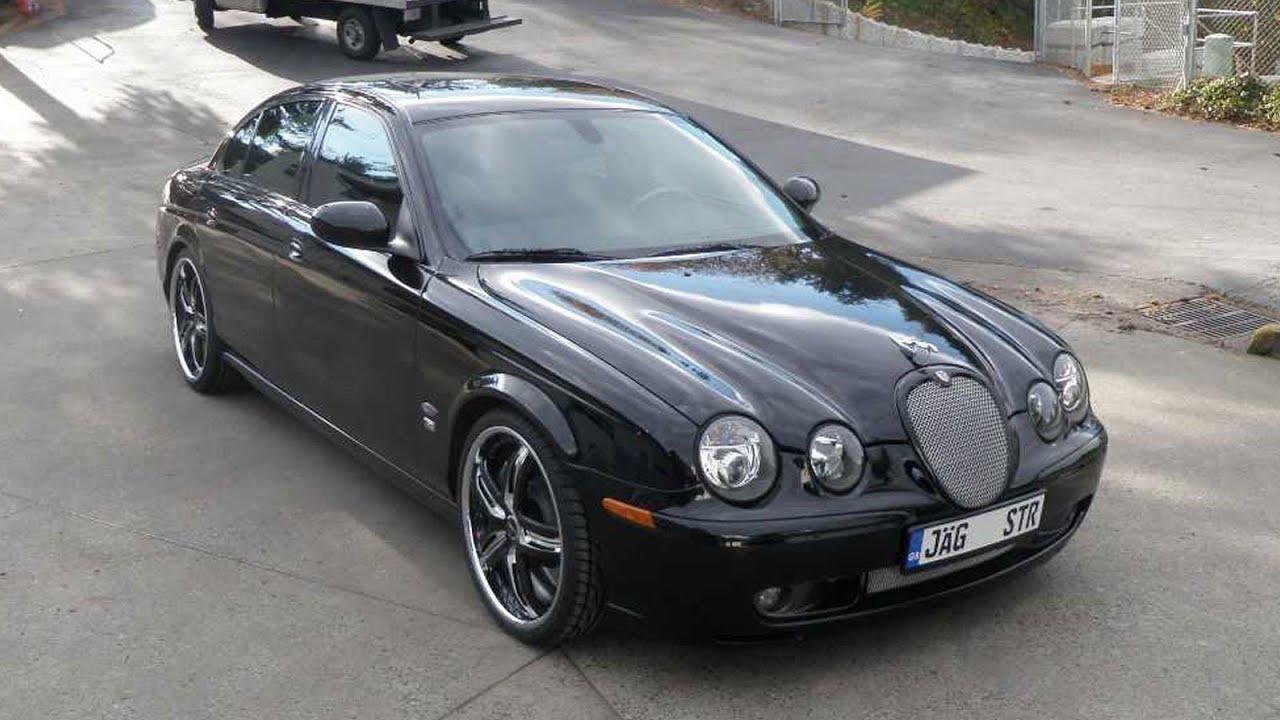 Jaguar S Type Repair